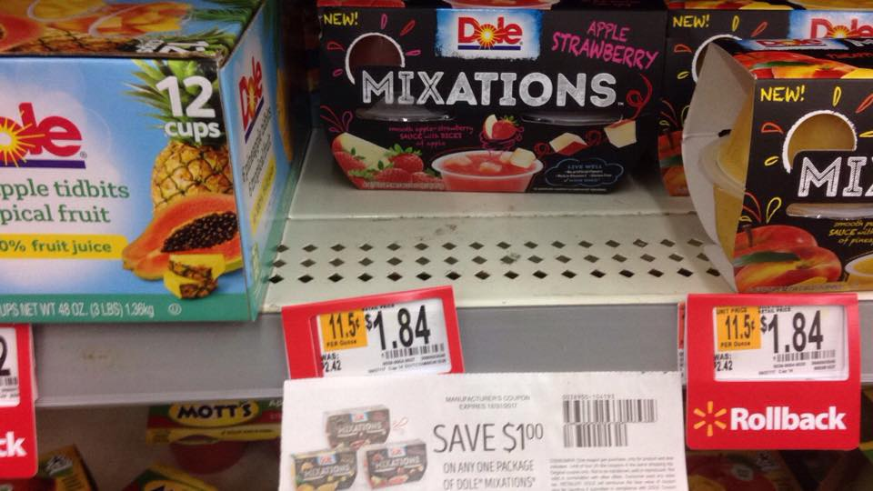 Dole Mixations